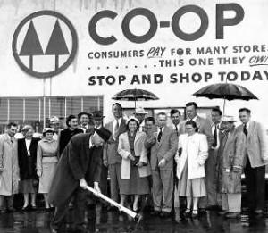 1953_Co-op_Groundbreaking_Arvin_Nelson