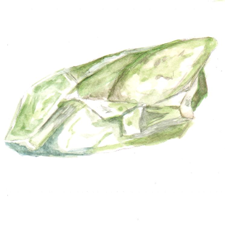 EmeraldCalcite